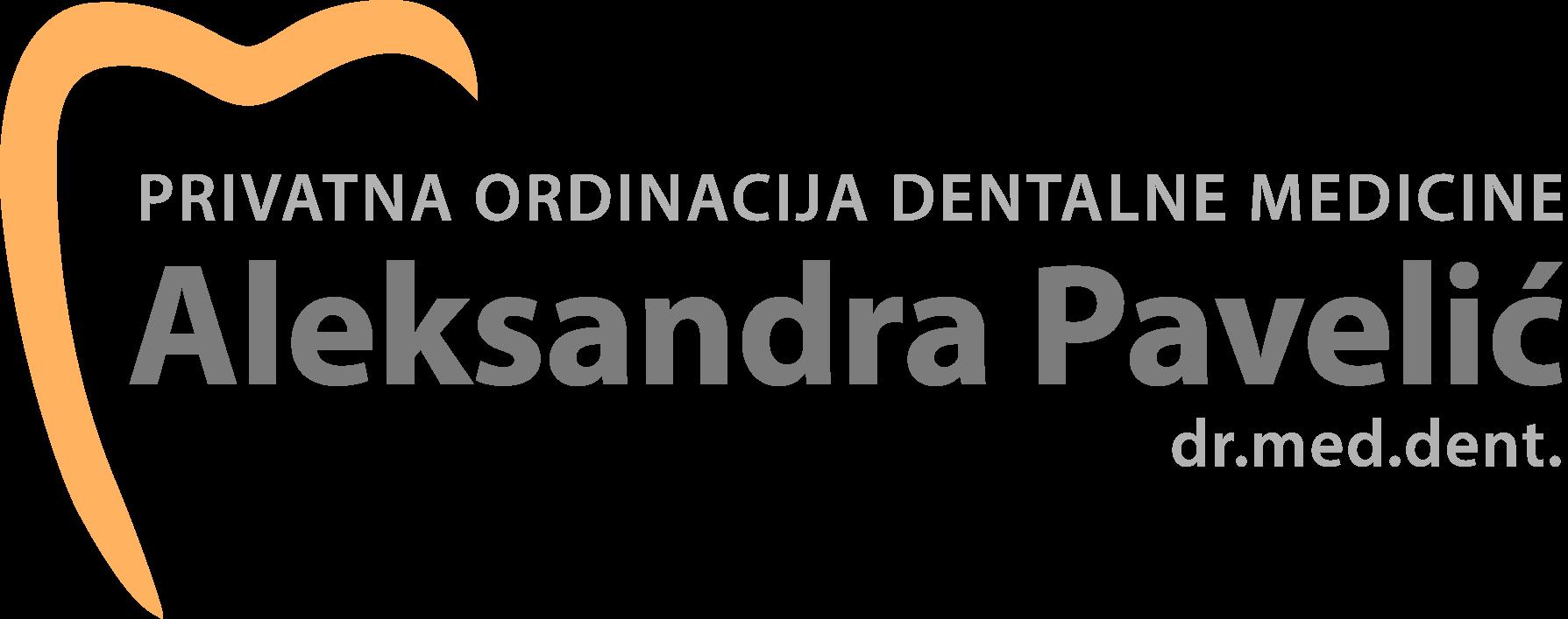 Privatna ordinacija dentalne medicine Aleksandra Pavelić dr. med. dent.